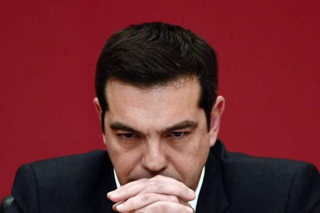 Un échec retentissant pour la stratégie d'A. Tsipras.
