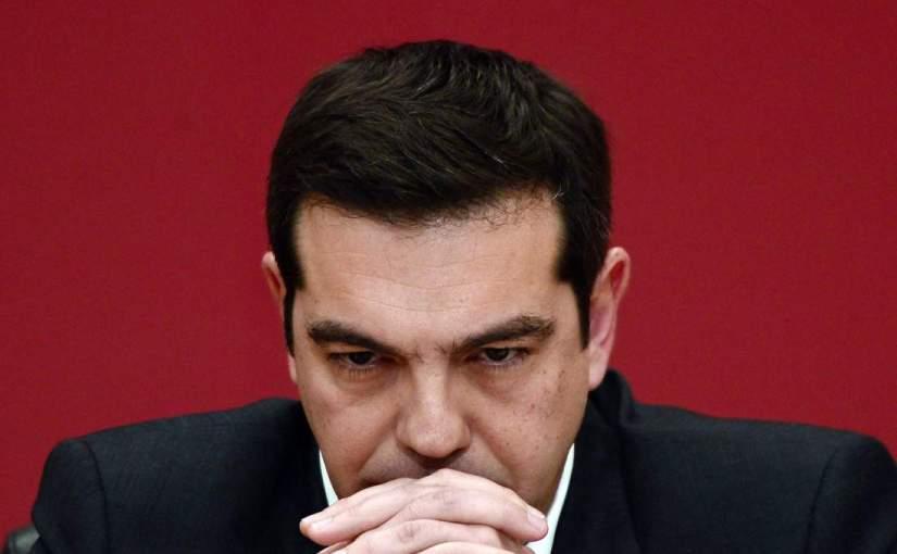 Crise grecque : L'échec de la stratégieTsipras