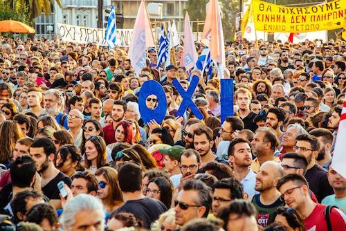 OXI : une opportunité pourl'Europe